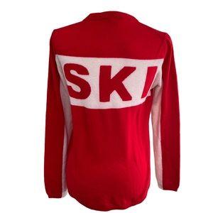 Minnie Rose 100% Cashmere Sweater Size Medium